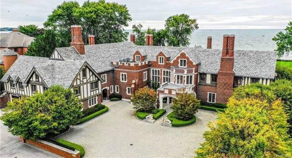 1927 Mansion In Grosse Pointe Park Michigan Captivating Houses
