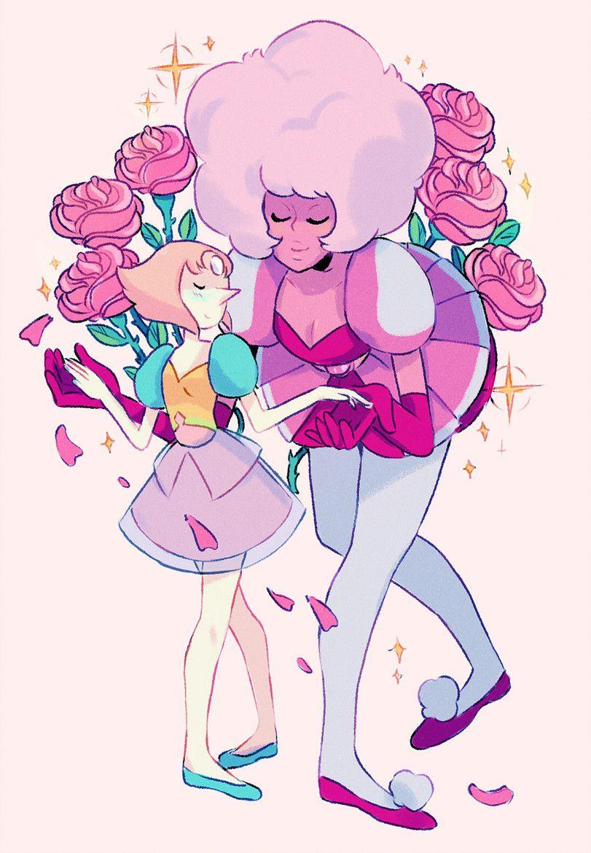 Steven Universe фэндомы Brittsart Pearl Su Su Персонажи