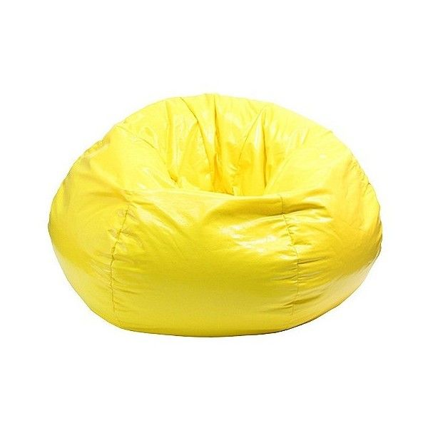 Incredible Gold Medal Bean Bag Chair 120 Liked On Polyvore Inzonedesignstudio Interior Chair Design Inzonedesignstudiocom