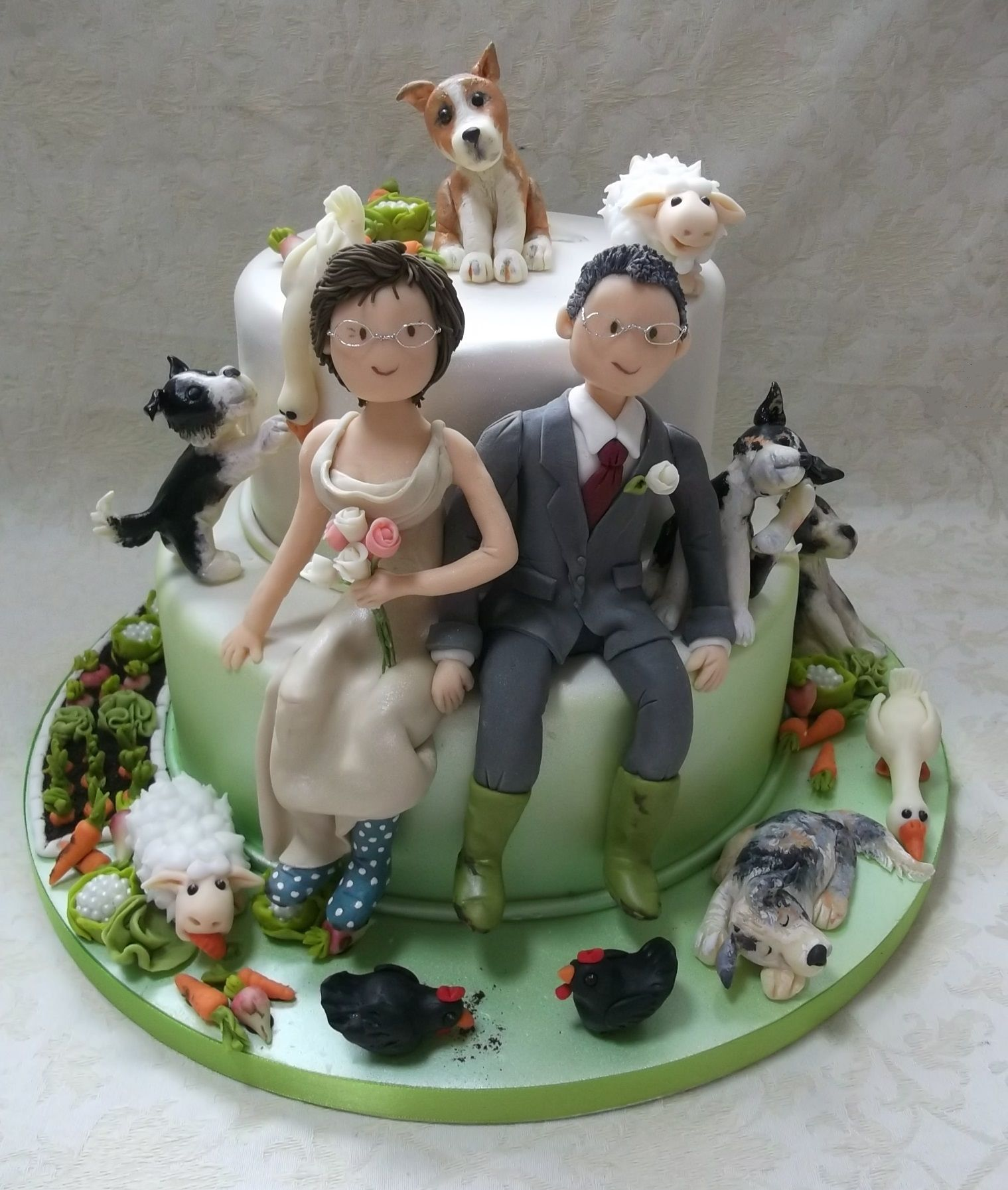 alternative wedding cake toppers uk wedding cakes really enjoyed this 10697