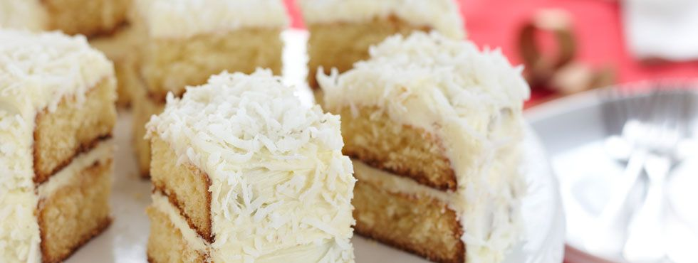 Moist white chocolate cake recipe
