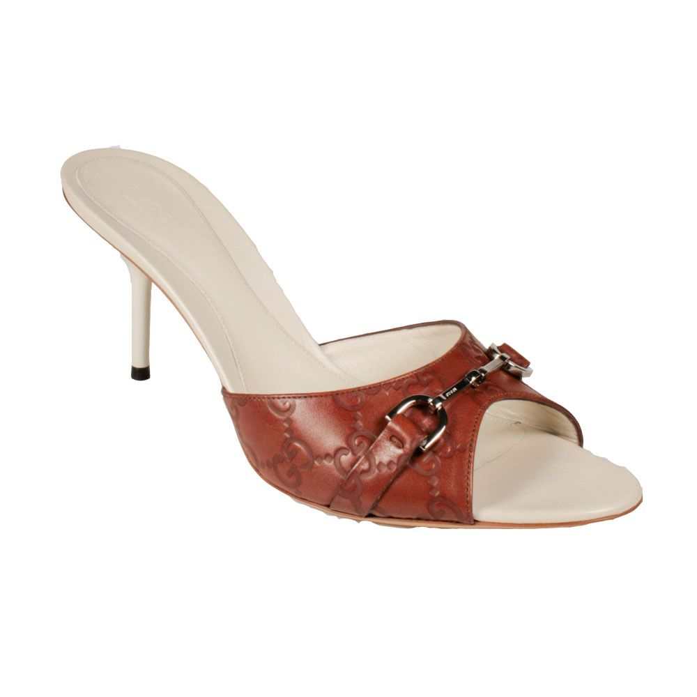 gucci for women | Gucci Shoes for women Brown Sandal Heels ...