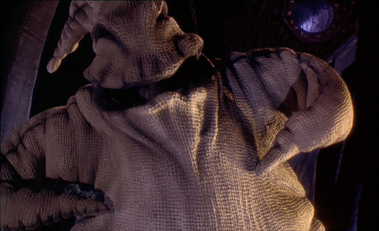 Oogie Boogie Man - The Nightmare Before Christmas costume reference ...