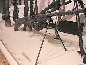 FM mle1915軽機関銃 ショーシャ ...