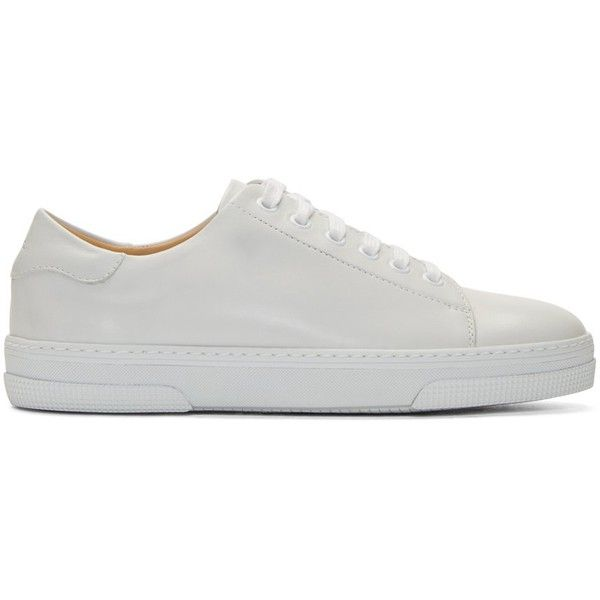 lace-up sneakers - White A.P.C. QmVGo