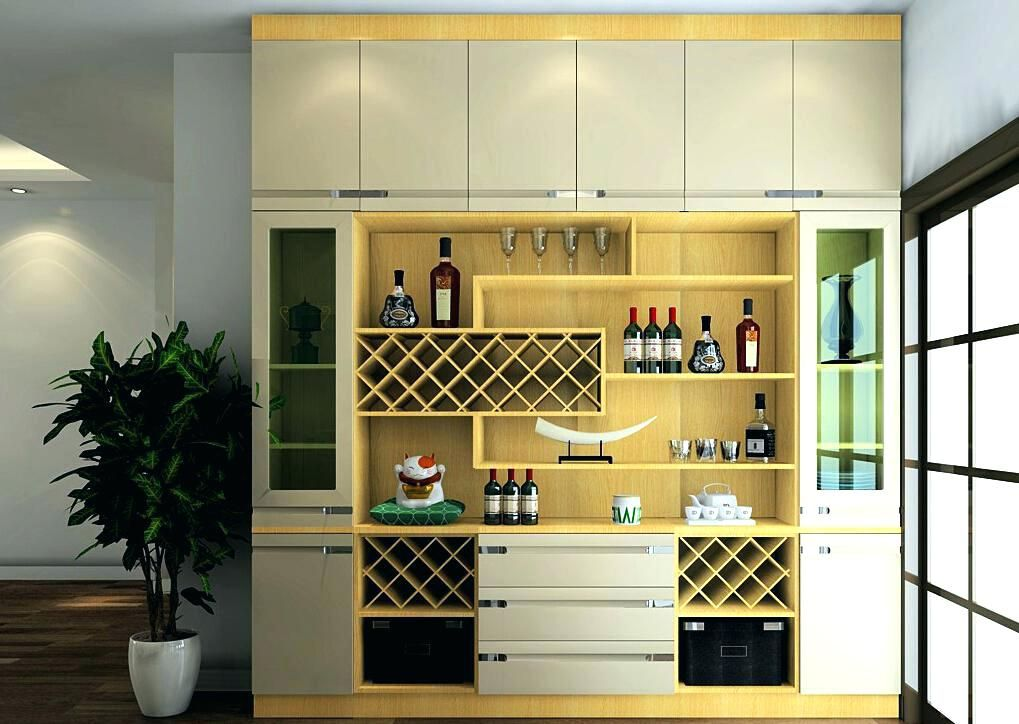 Dining Room Cabinet Design