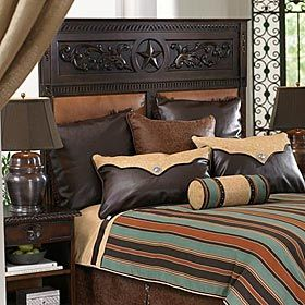 Love This Headboard Ranch Furniture Vintage Bed Home