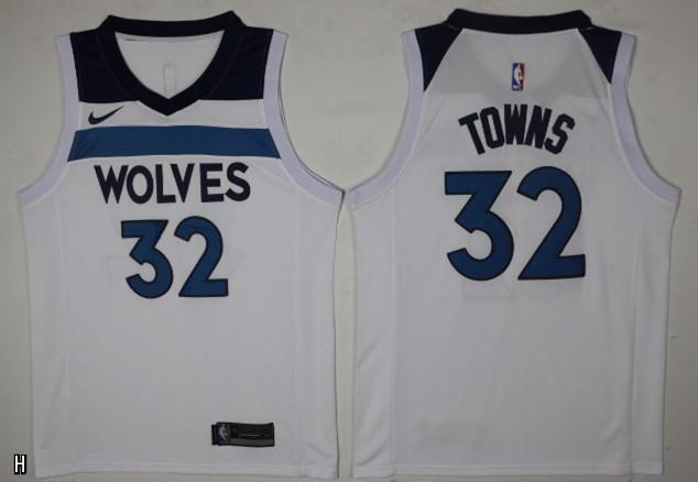 2ed0a41b08f ... cheap basketball jerseys jerseys nba minnesota wolves karl anthony  towns 32 jerseys