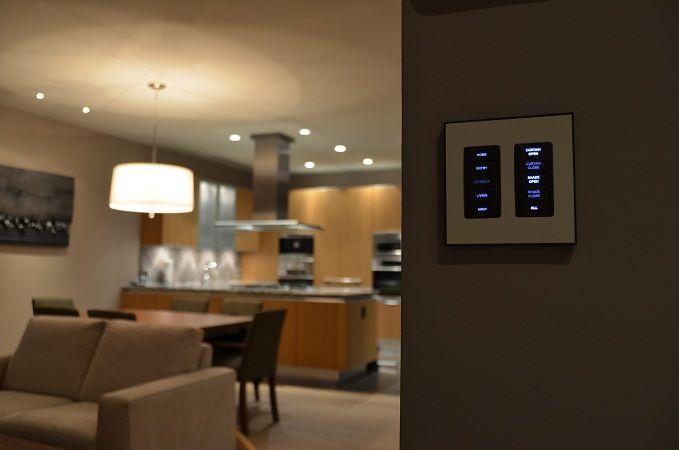 vantage home automation light control at it 39 s best home automation home automation. Black Bedroom Furniture Sets. Home Design Ideas