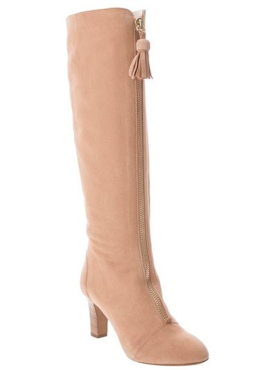 MOSCHINO CHEAP and CHIC Tassel Boot now minus 60%