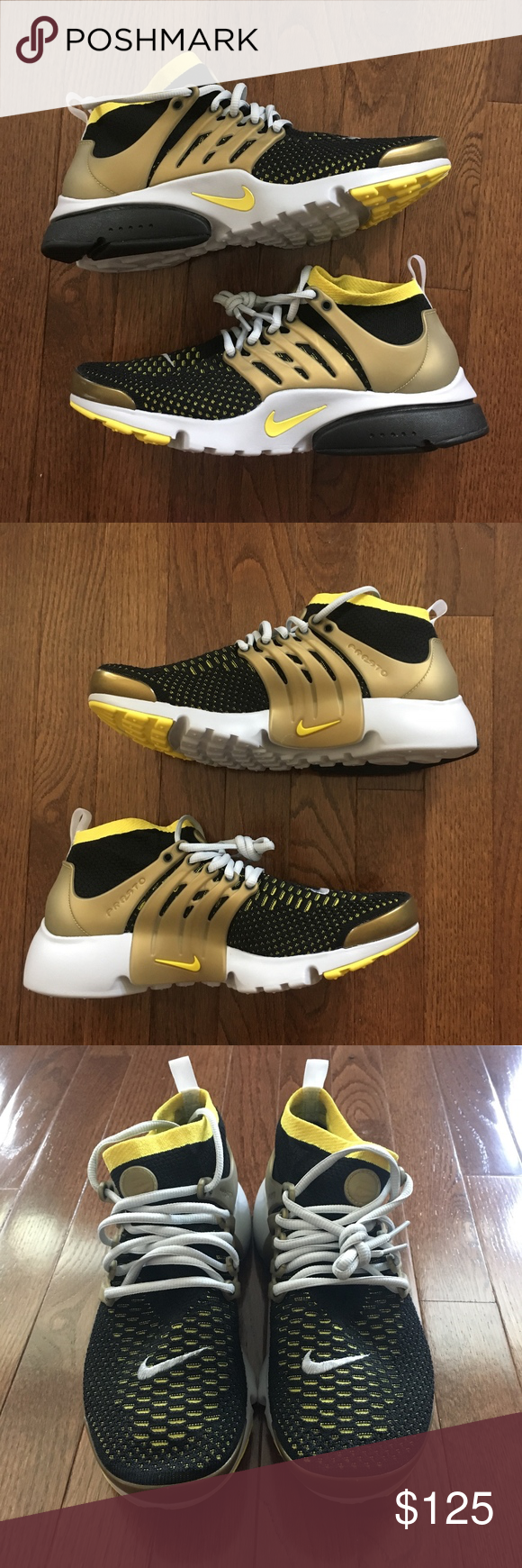 size 40 1f6b9 497c0 Nike Air Presto Ultra Flyknit Brutal Honey Size 10 Brand new, without box.  Color