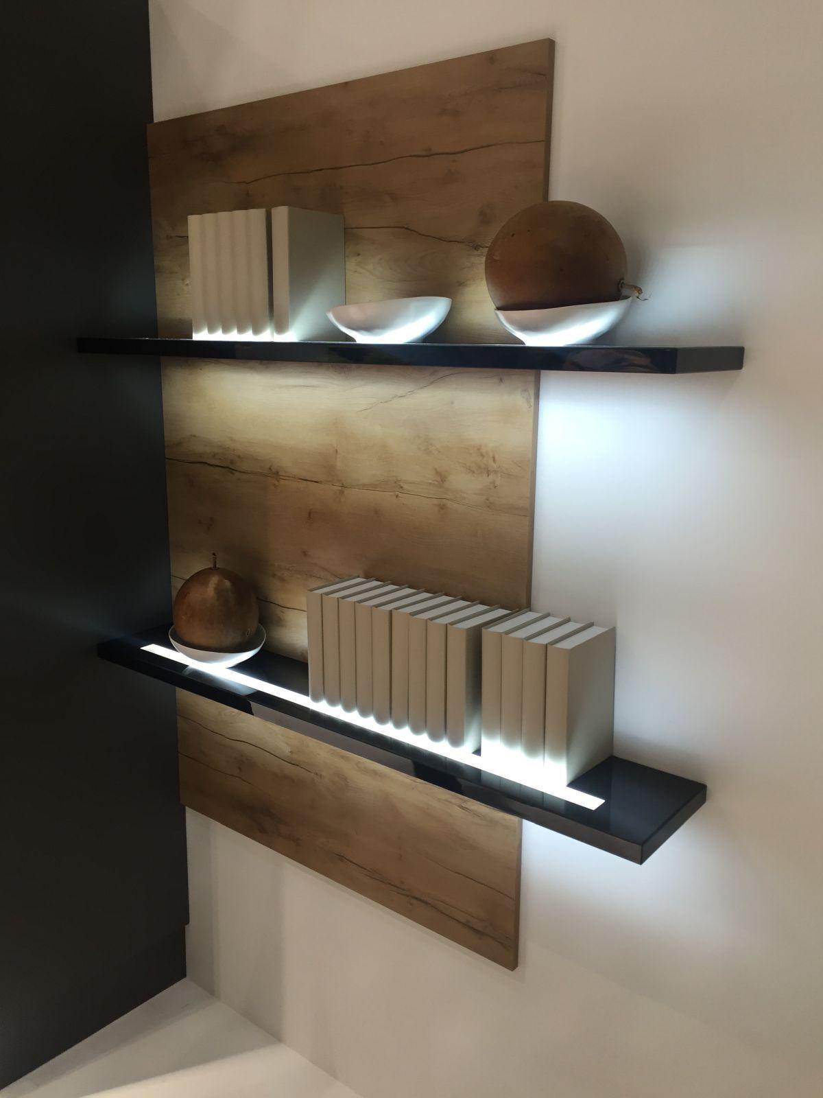 Floating Shelves With Led Light Jpg 1200 1600 Floating Shelves With Lights Floating Wall Shelves Rustic Floating Shelves
