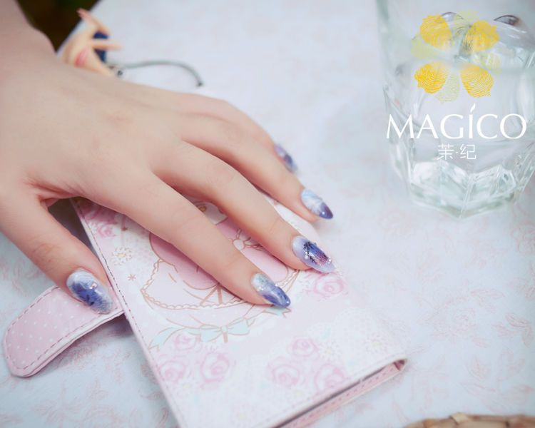 Buy MAGICO Set of 2: Feather Nail Stickers | YesStyle | Nail Art ...
