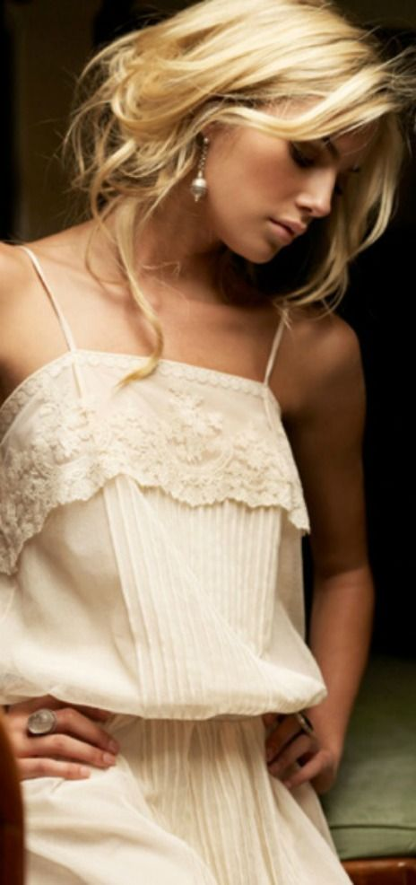 Style - essential details - lace