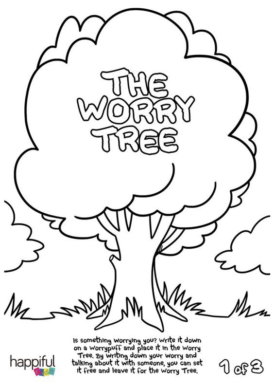 Free resources to help anxious children