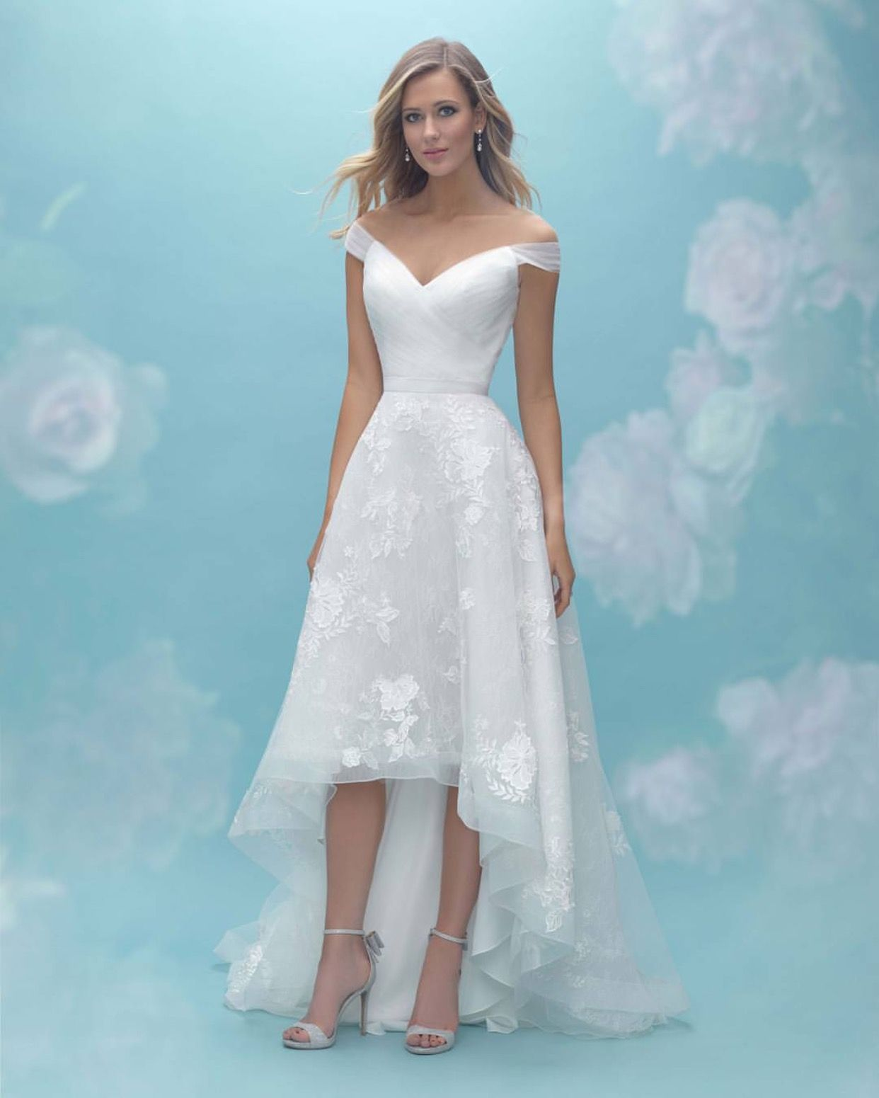 Allure Modest Wedding Gowns: Pin By Victoria Vines On Bridal