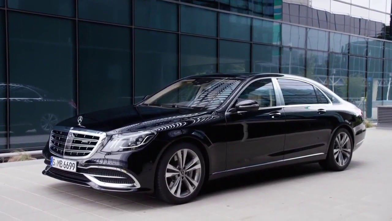 2018 Mercedes Maybach S650 Interior And Drive With Images