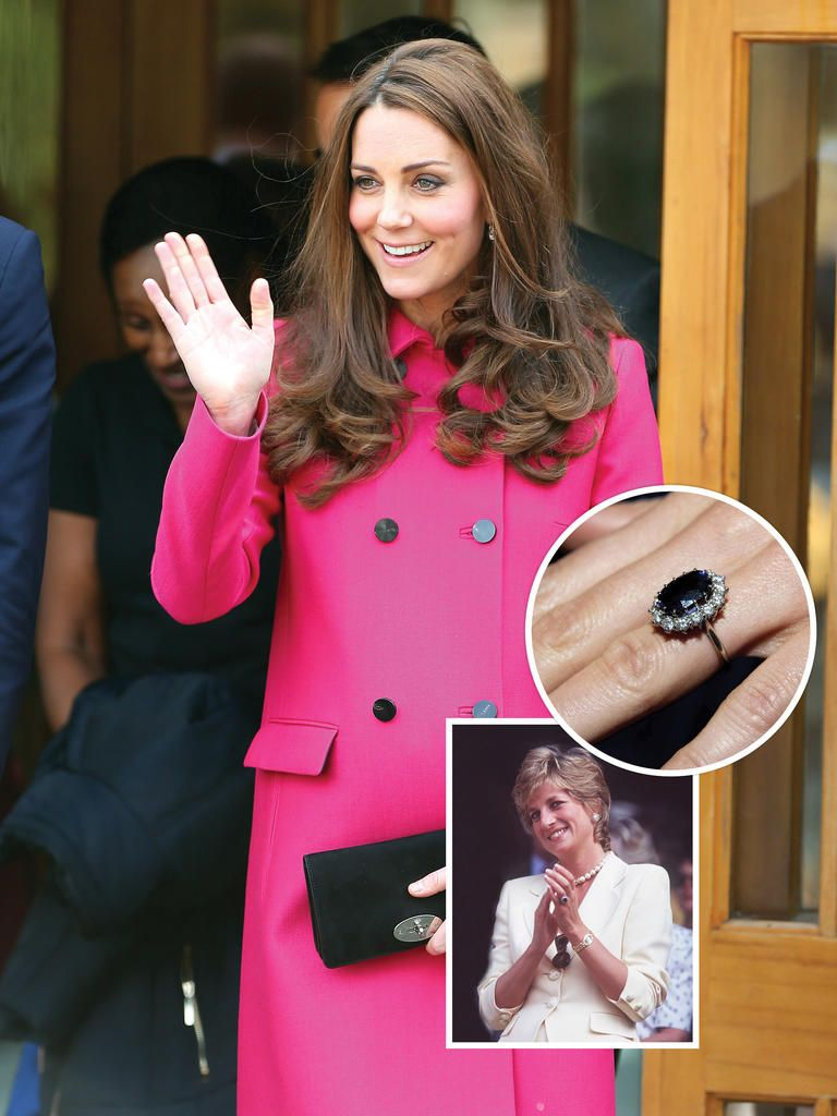 10 Most Famous Engagement Rings in History | Engagement, Kate ...