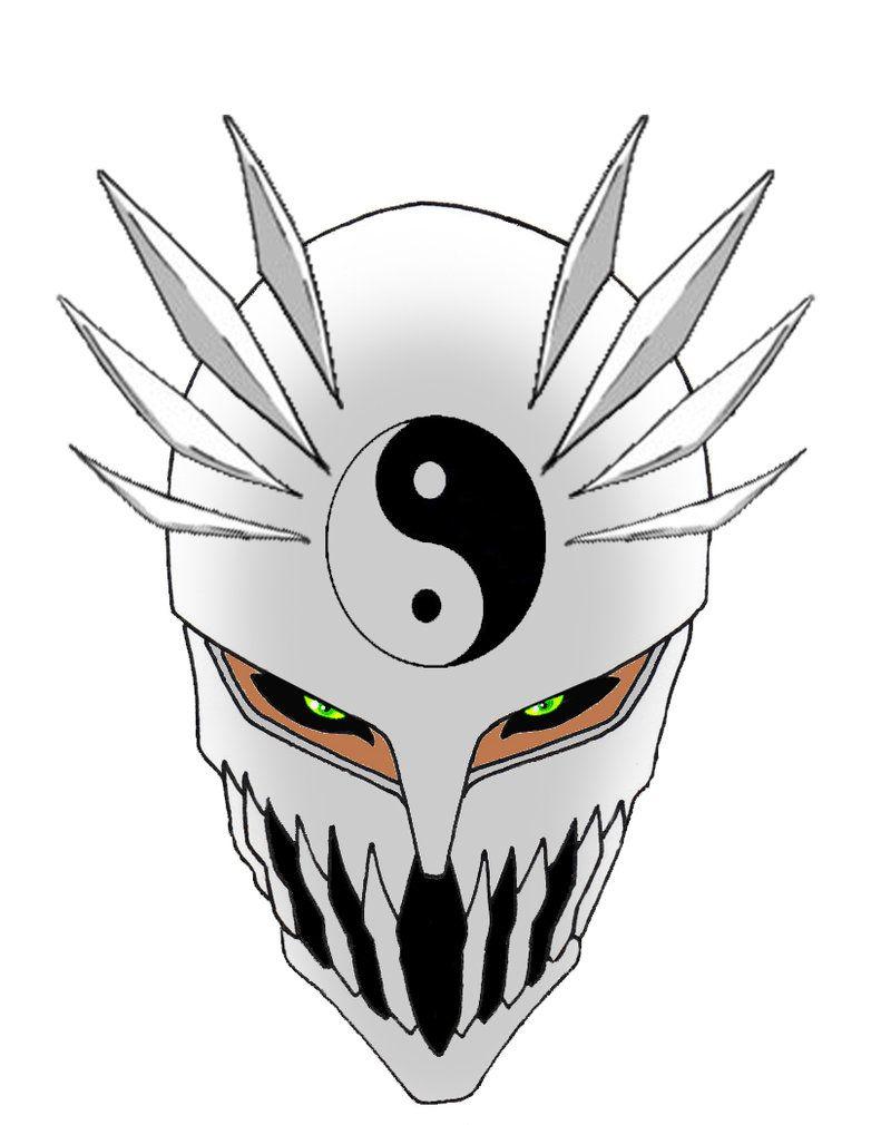 Bleach vizard hollow mask