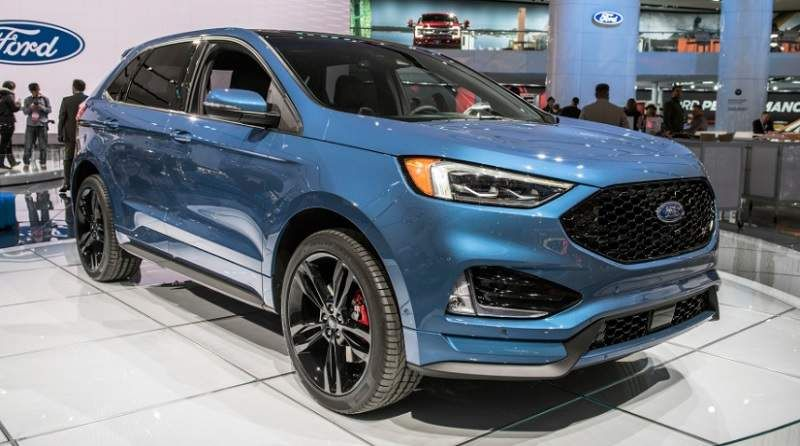 2019 Ford Edge Sport Review Specs and Release Date
