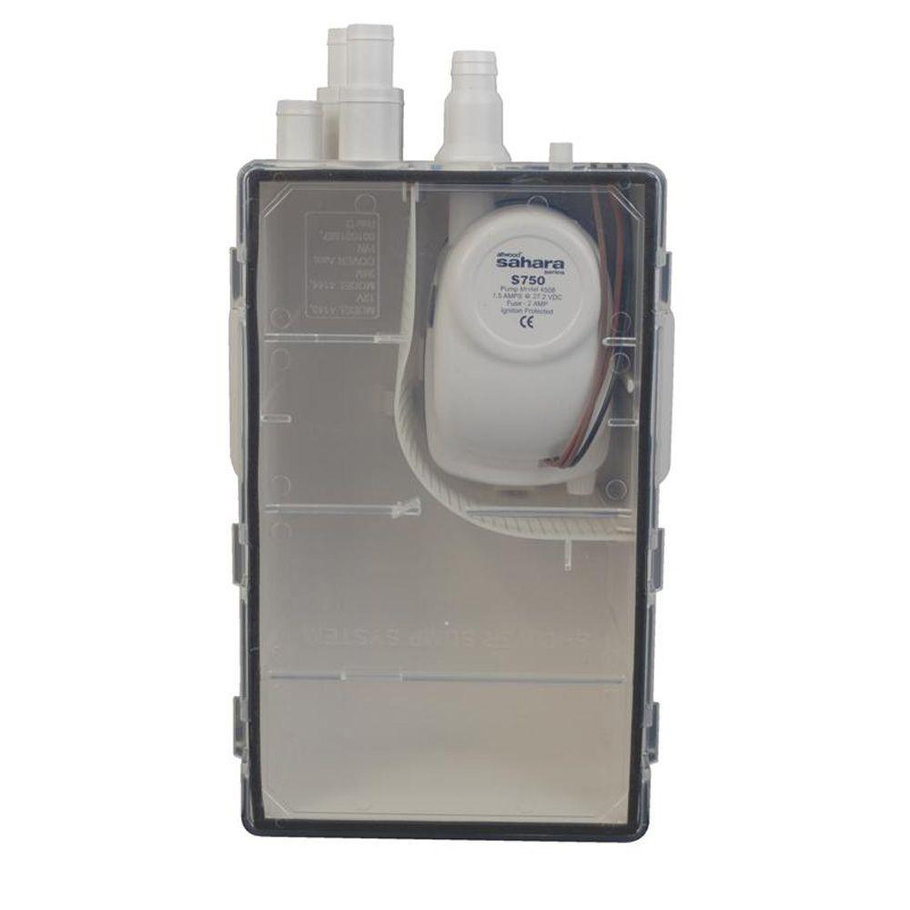 Attwood Shower Sump Pump System 12v 750 Gph Sump Pump Sump Pumps