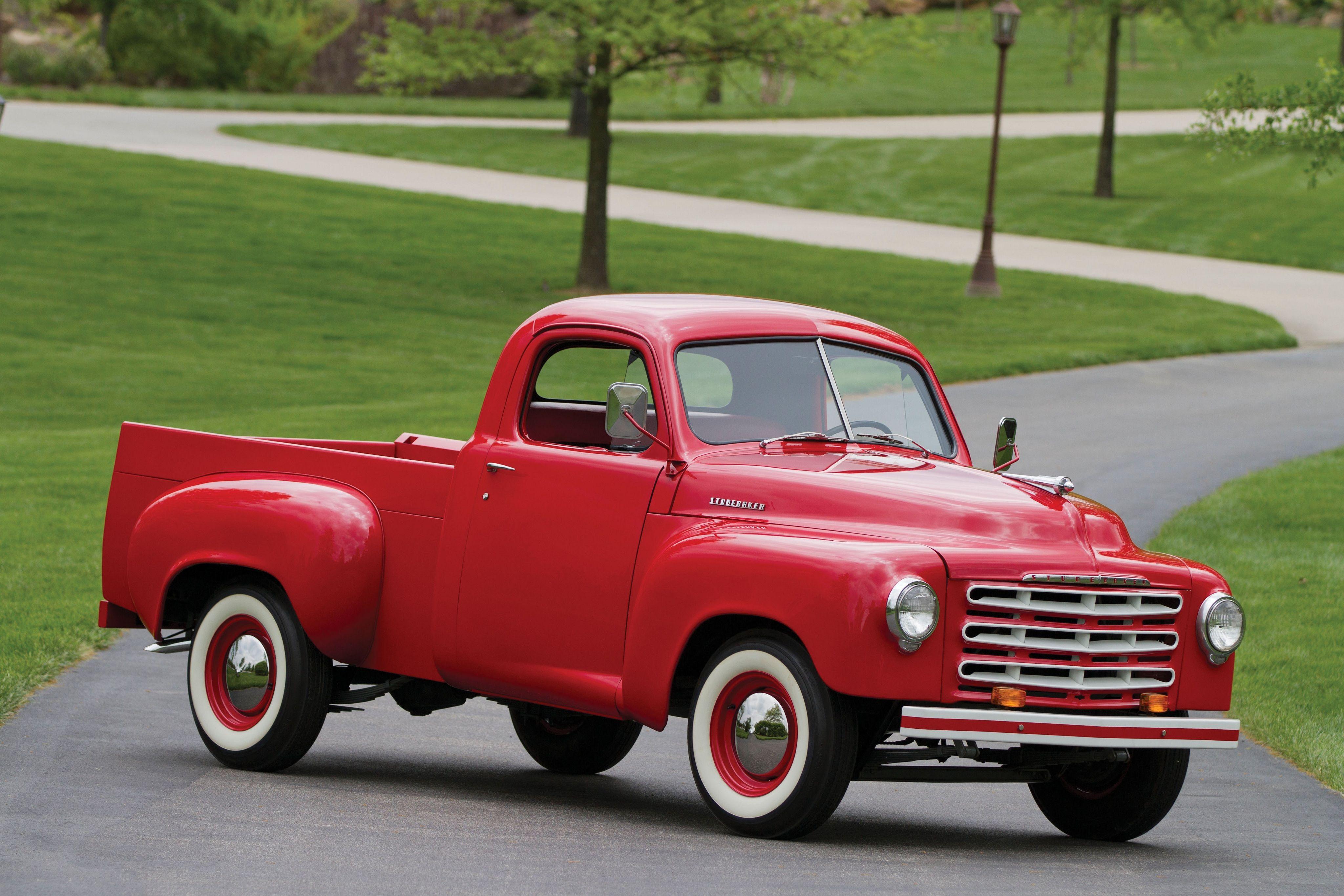 1950 Studebaker Pickup | メリケンとオージー | Pinterest | Cars ...