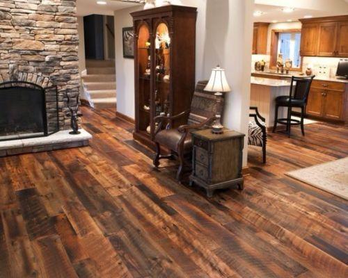 Reclaimed Hardwood Flooring Craft Ideas Pinterest House