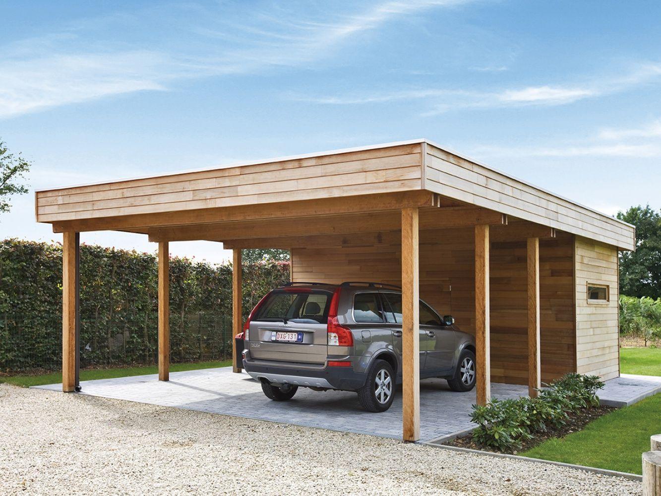 Pin On Wood Carport