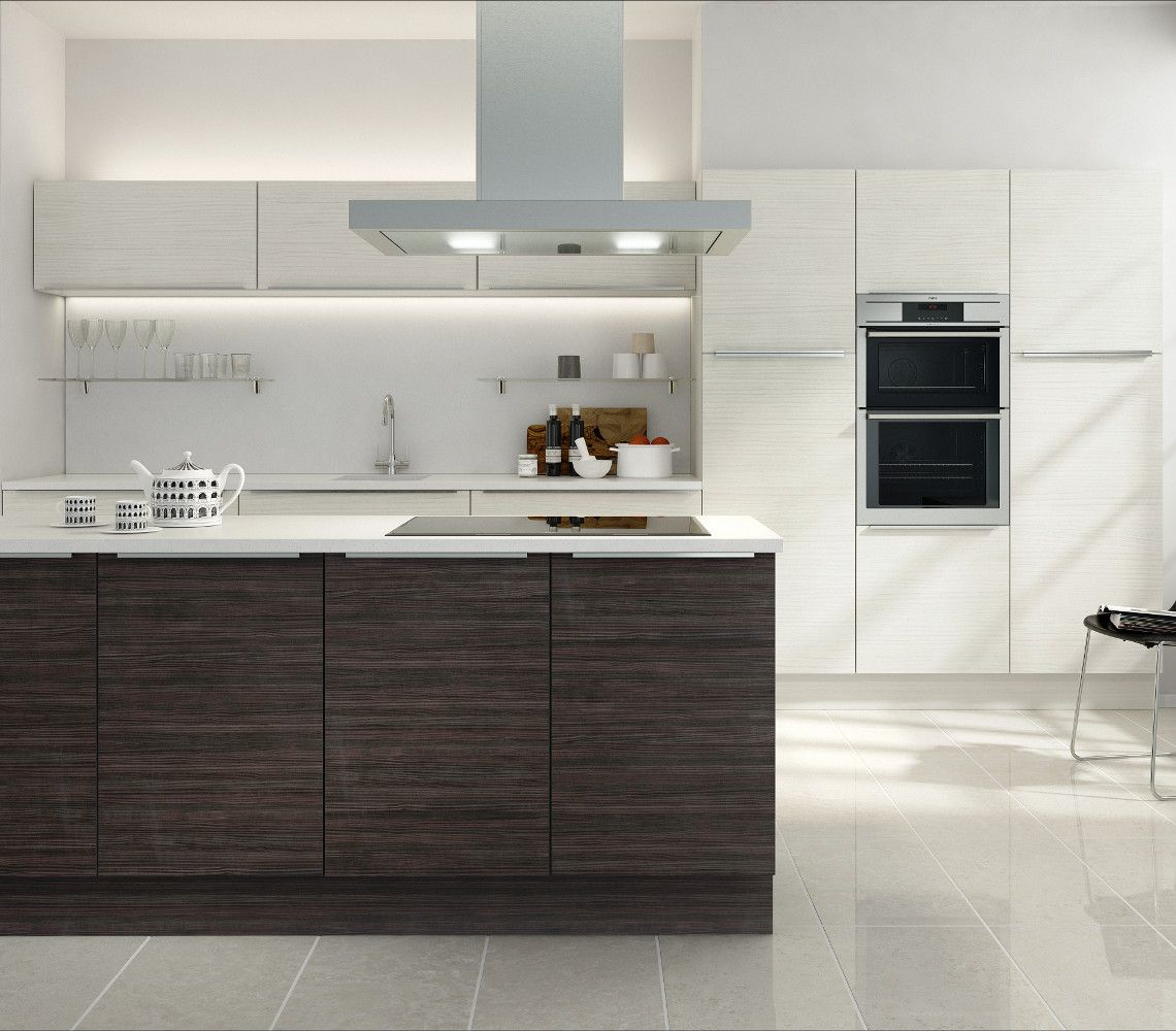 Zoom Hacienda White Hacienda Black Kitchen From The Ethos At Choose Style Range Available From Kitchens Kitchens And Bedrooms Kitchens Direct Modern Kitchen