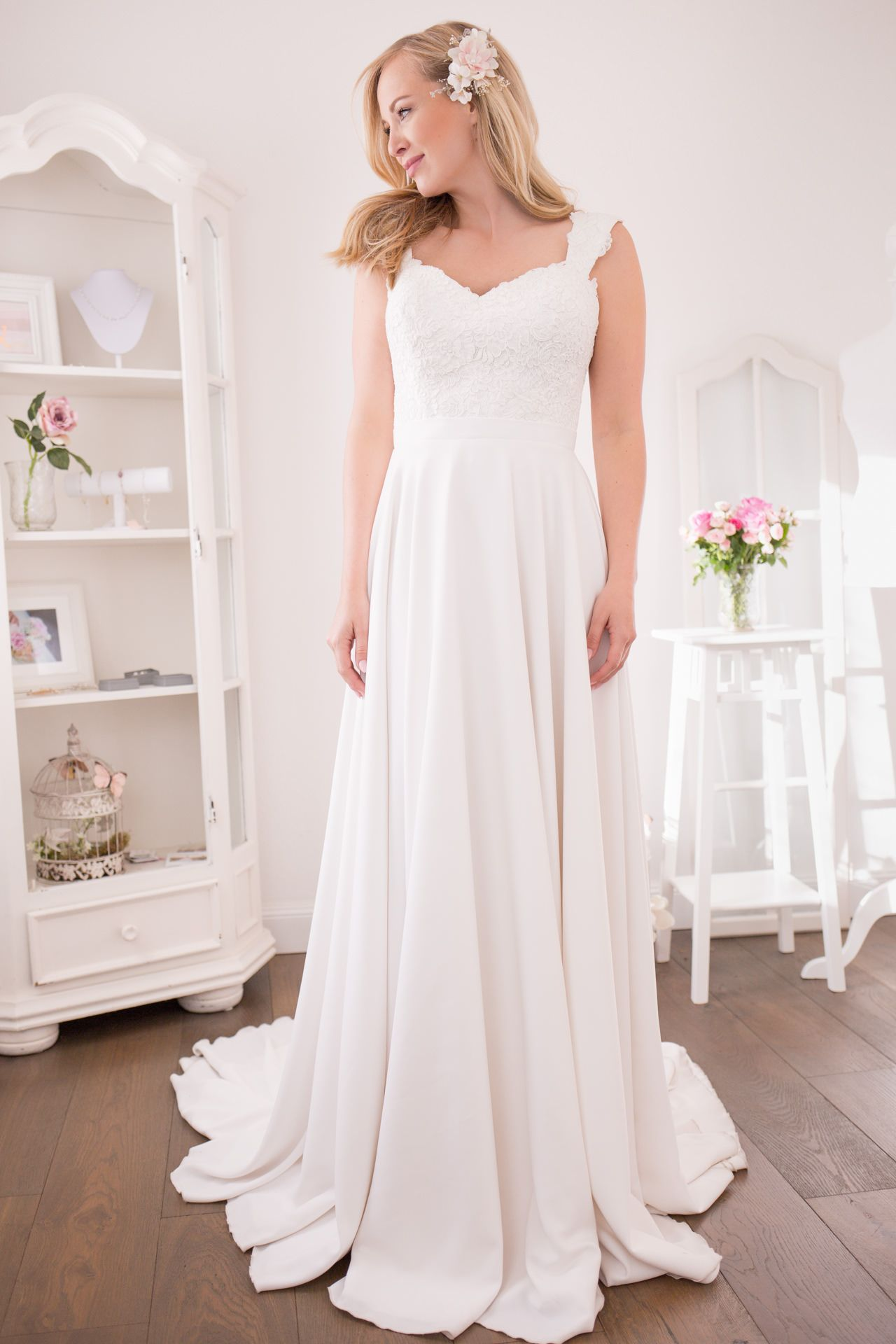 Schwedische Brautkleider zum Mitdesignen  Hochzeitskleid