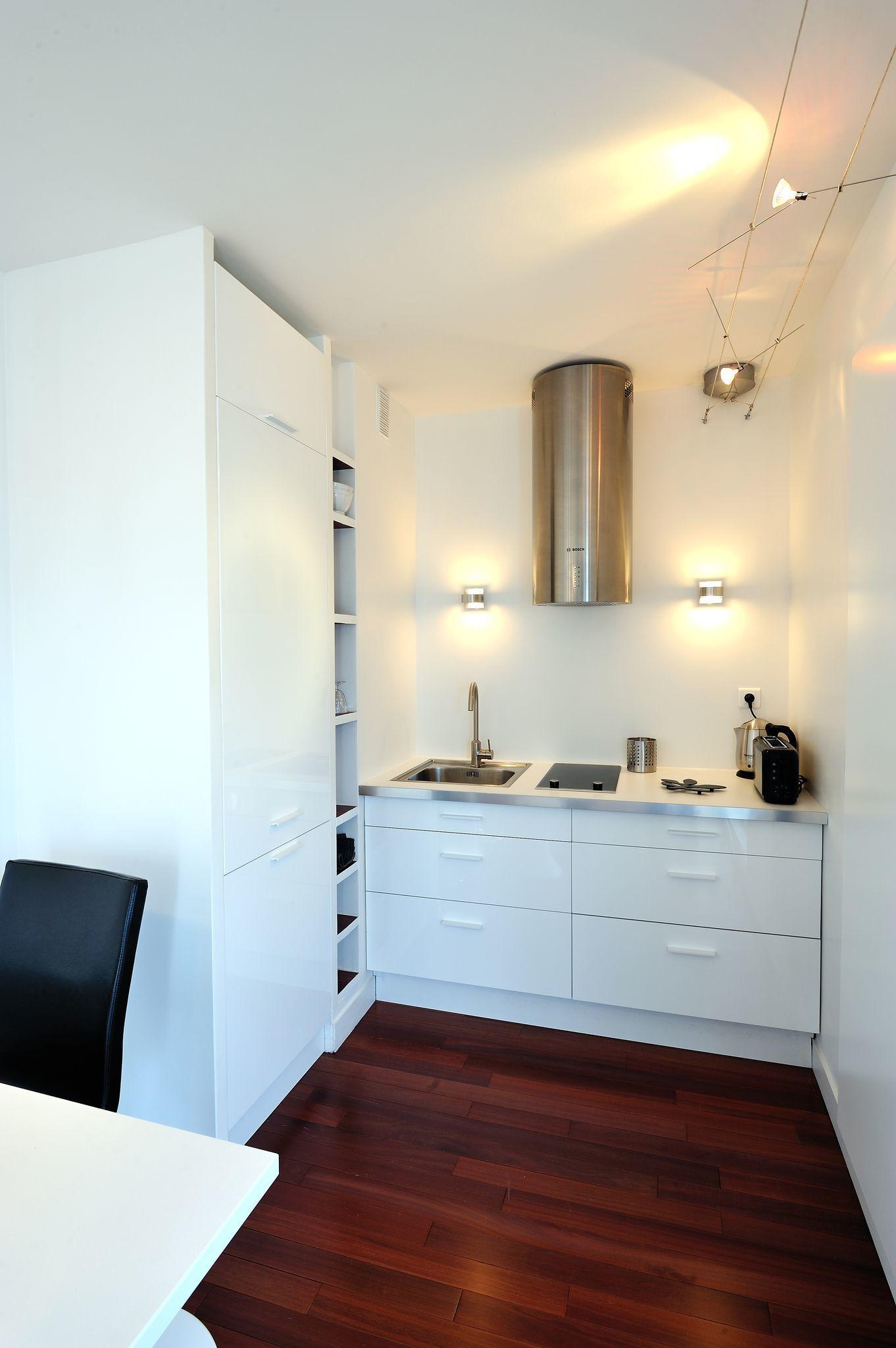 Cuisine avec parquet : idées meubles et styles  Amenagement salle