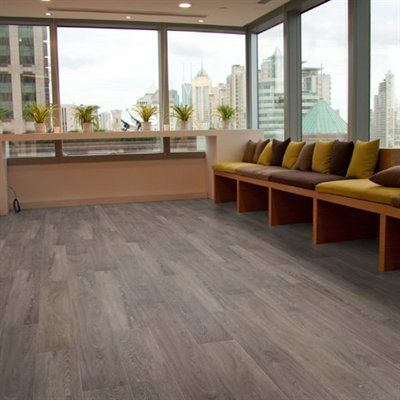 Devine Contact X Falcata Oak Luxury Press In Place Vinyl Plank - Place and press floor tiles