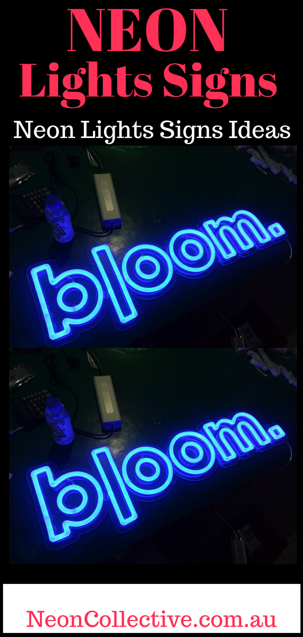 Neon Lights Signs Ideas For Your Bedroom Party House Wedding Outdoors