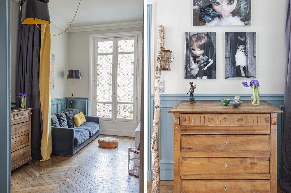 Mobili Viola ~ Colori e mobili solidi: elementi fondamentali dello stile lombardo