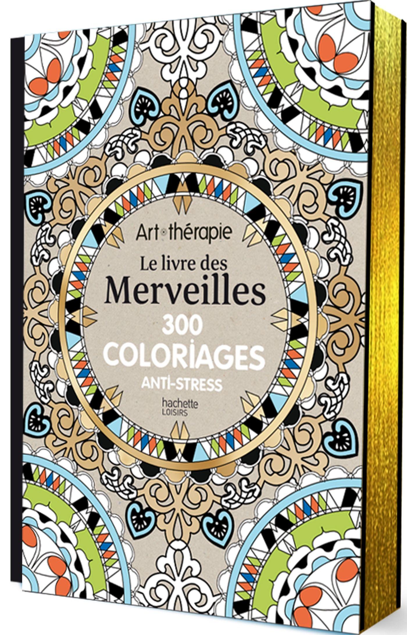 Hachette Pratique Livres De Coloriage