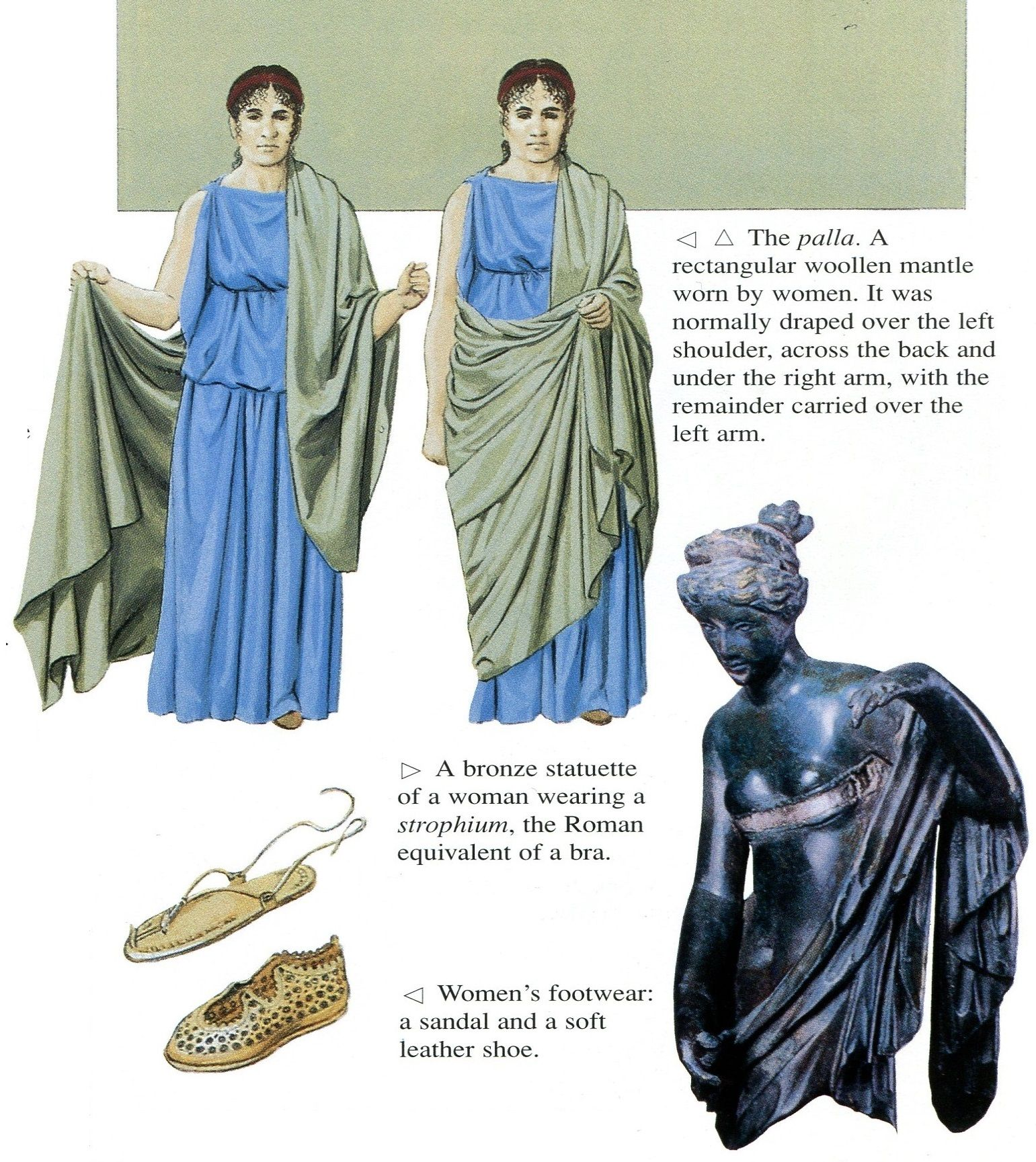 roman women Educational video about women in rome based on cuts from the hbo series rome.
