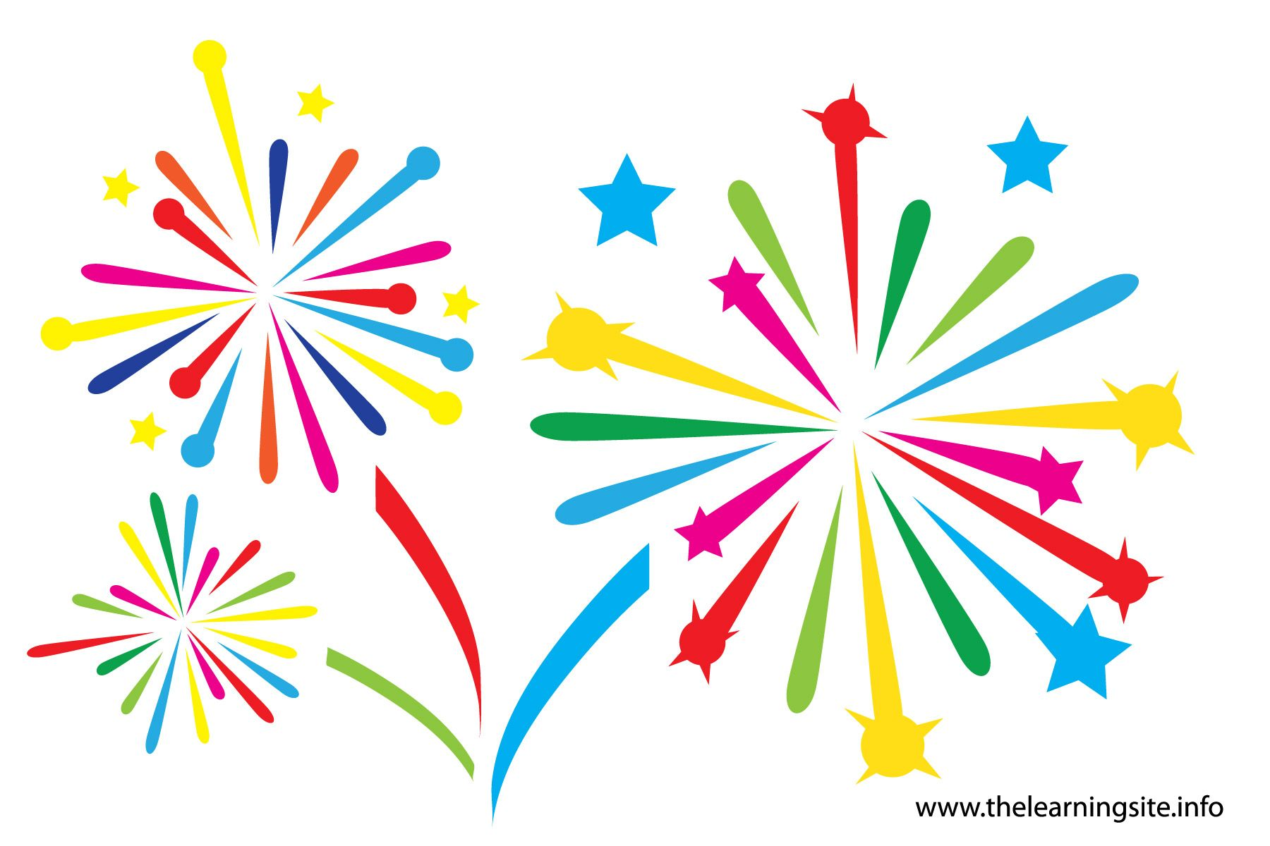 11+ Fireworks Clipart - Preview : Gif Free Firework | HDClipartAll