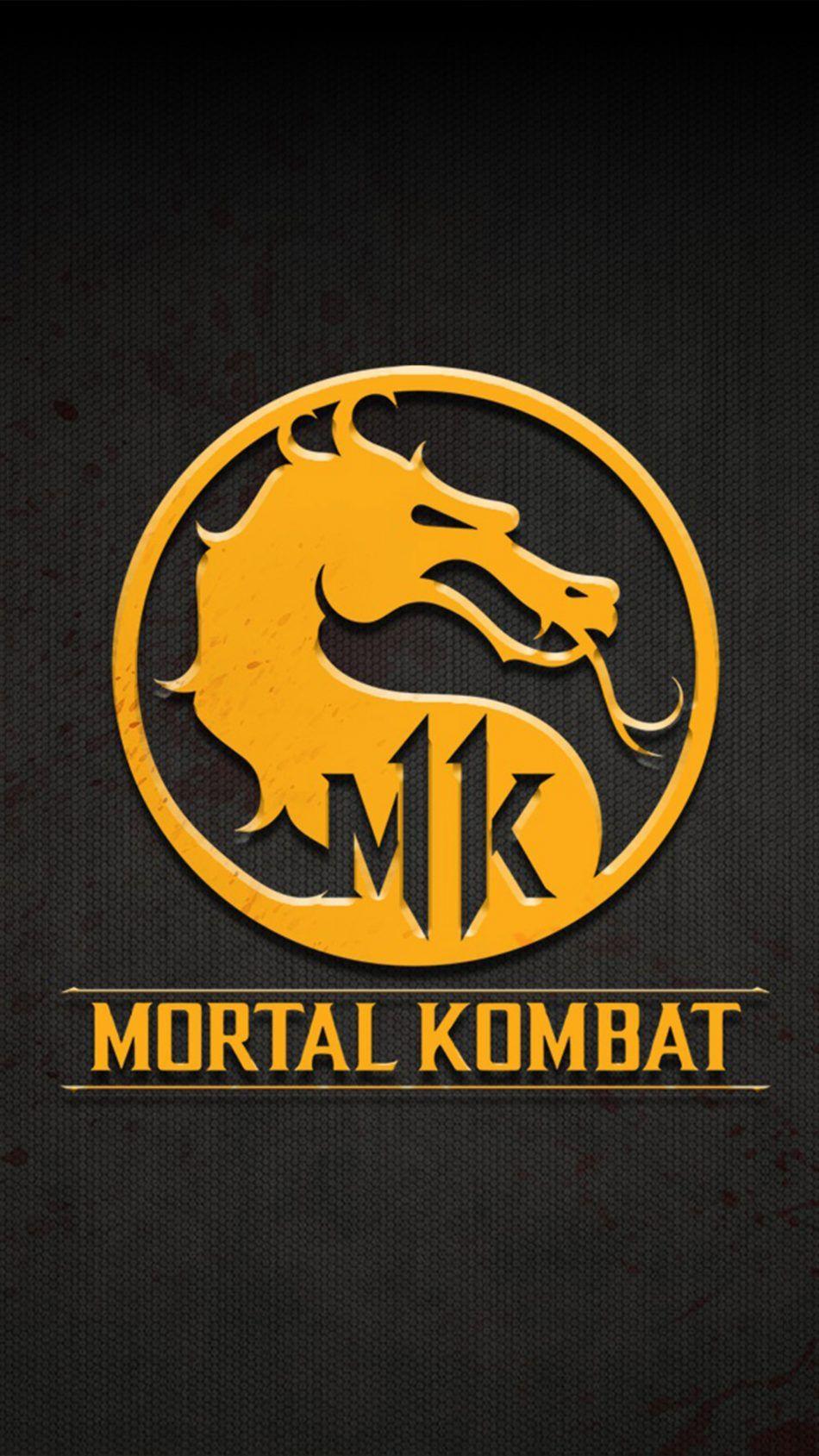 Mortal Kombat 11 Logo 4k Ultra Hd Mobile Wallpaper Mortalkombat Game Logotipos Retro Mortal Combate Desenho Jogos De Lutas