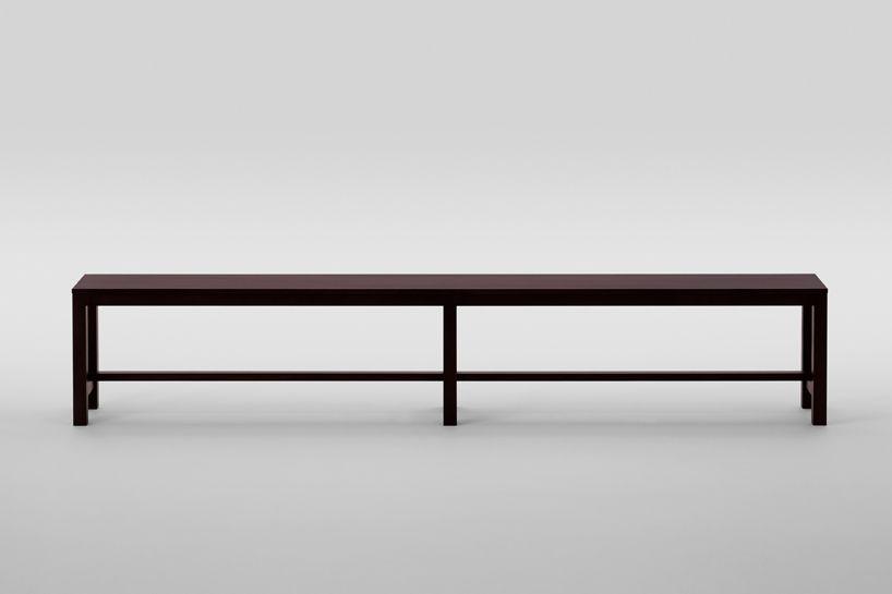 Naoto Fukasawa Maruni Collection 2013 Asian Benches