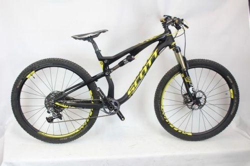 2016 Scott Spark 700 Ultimate Mountain Bike X-Large 27.5 Carbon Shimano XTR Di2   eBay