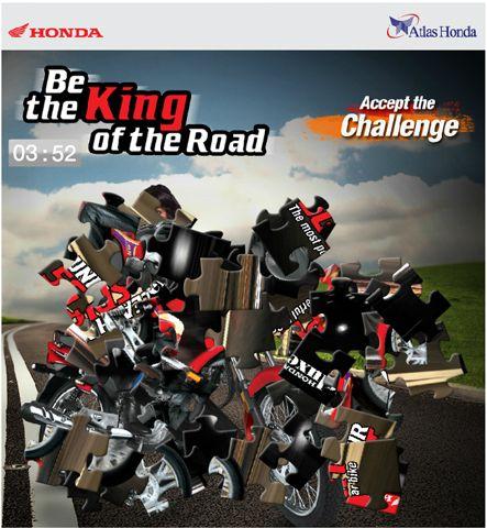 Atlas Honda - King of the Road