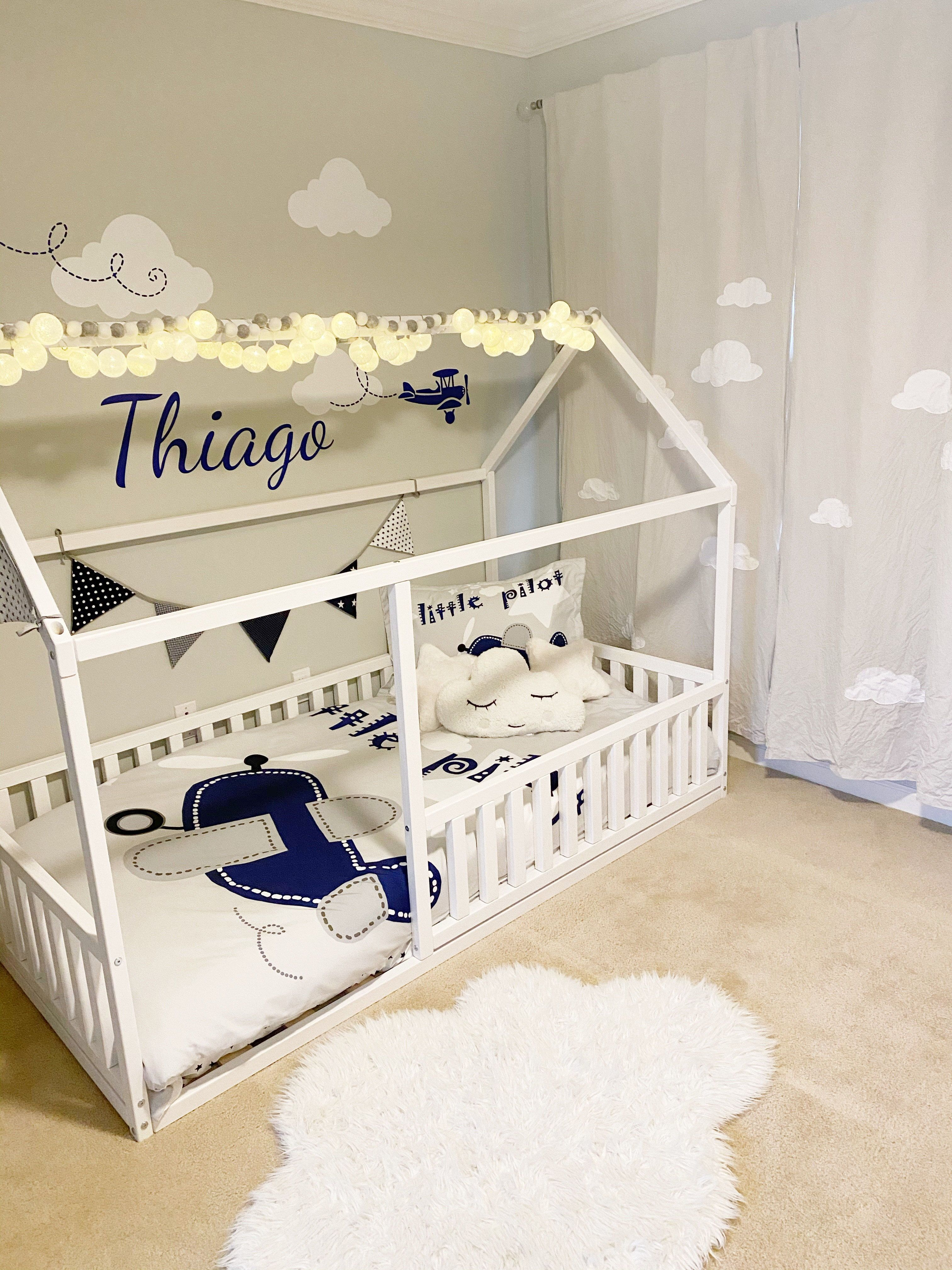 Scandinavian Design Baby Room Interior Baby Bed Or Children Etsy In 2020 Kids Bed Frames Scandinavian Kids Furniture Baby Furniture