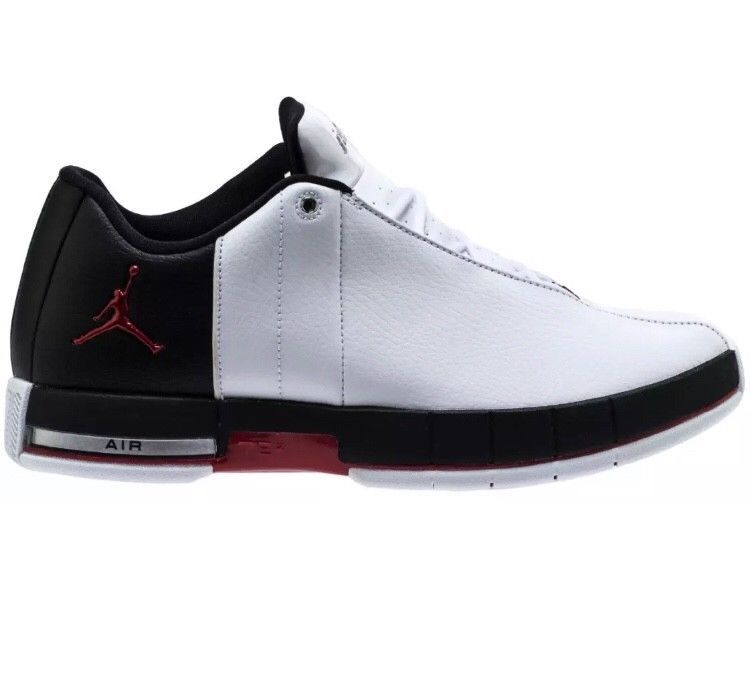 hot sale online 8ae59 a9211 New AIR JORDAN Team Elite 2 Low Sneaker Mens white black red size 12   fashion  clothing  shoes  accessories  mensshoes  athleticshoes (ebay link)