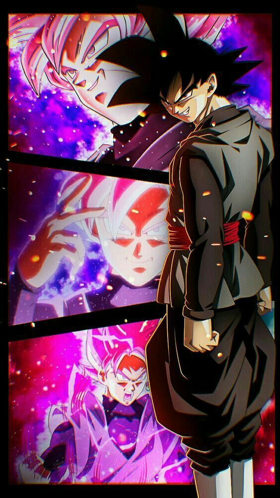 Pin by Dallas Durand on Goku black Dragon ball, Dragon