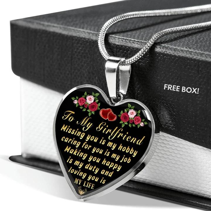 Saint Valentin Noël inhabituel cadeau pour sa Femme Petite Amie love Femme Fille Cadeau