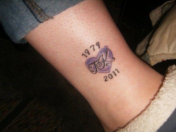 27 Best Rip Tattoos Designs And Ideas Rip Tattoo Remembrance Tattoos Memorial Tattoos