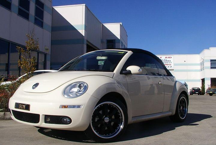 Volkswagen Beetle Rims & Mag Wheels