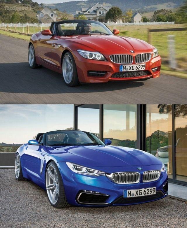 Bmw Z5: New BMW Z5 To Launch In 2018