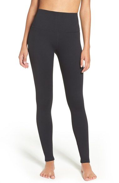 Zella 'Live In-Clean' High Waist Leggings available at #Nordstrom