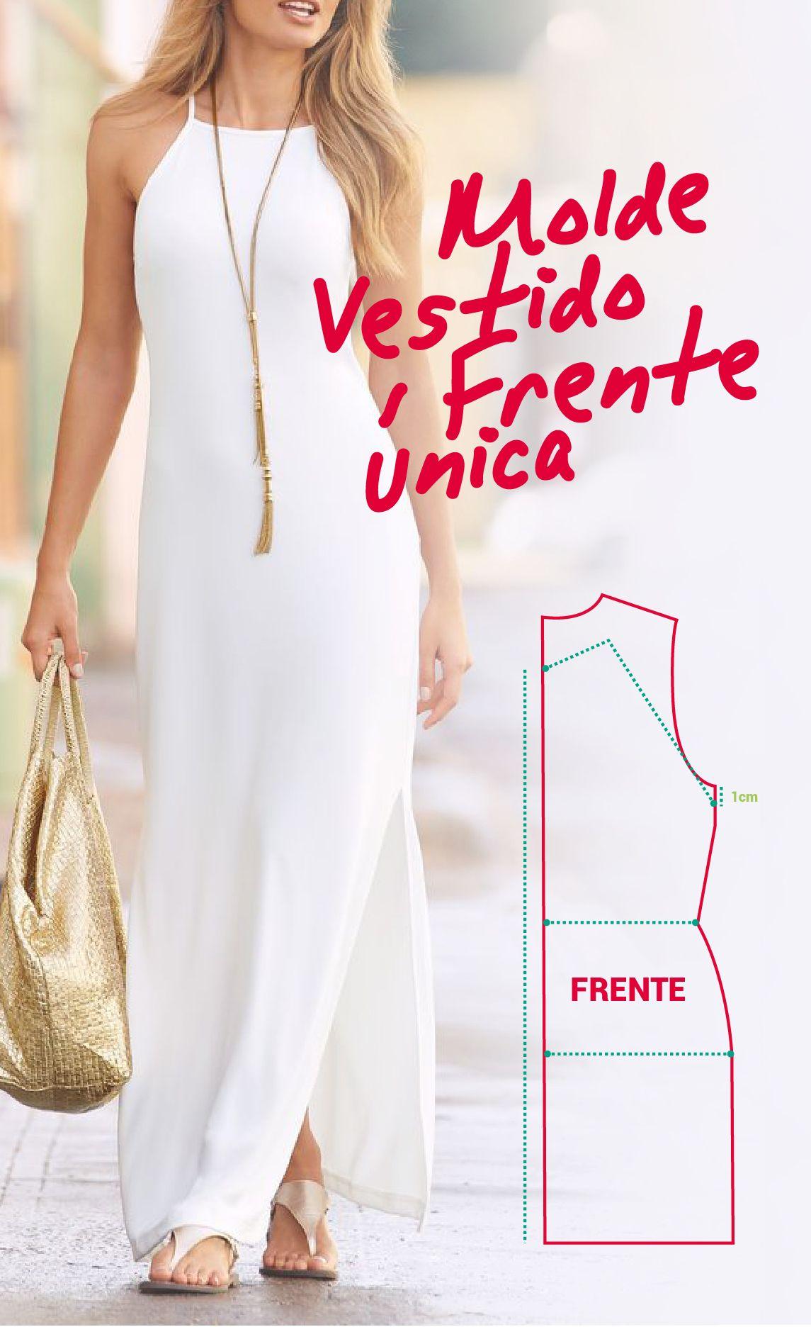 Pin de Conchi Fuentes en patrones | Pinterest | Costura, Vestidos y Ropa